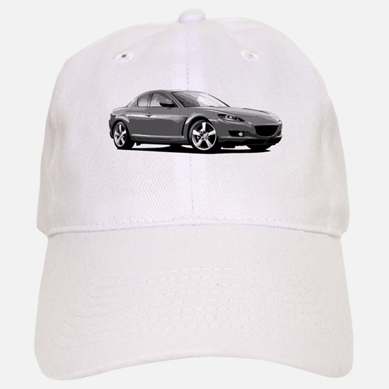 mazda mx 5 baseball cap uk silver hats