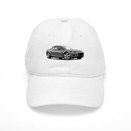 Silver RX-8 Cap