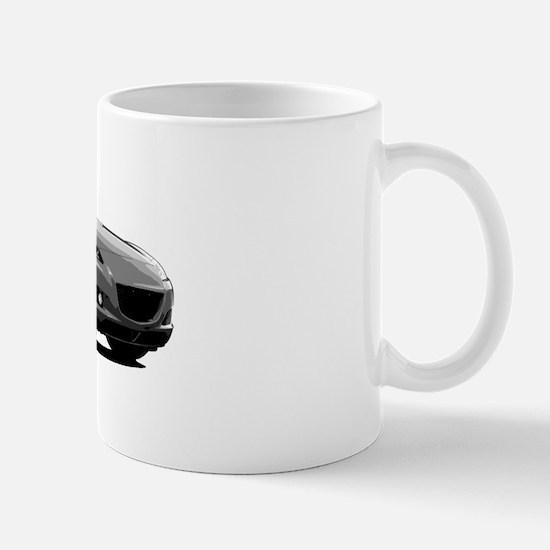 Silver RX-8 Mug