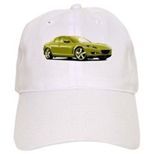 Yellow RX-8 Baseball Cap