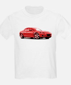 Red RX-8 T-Shirt