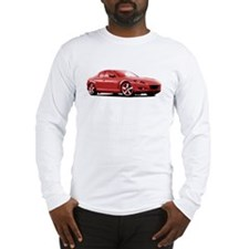 Red RX-8 Long Sleeve T-Shirt