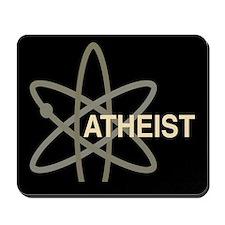 ATHEIST DARK Mousepad