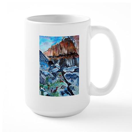 Rocky Mountain High Large Mug