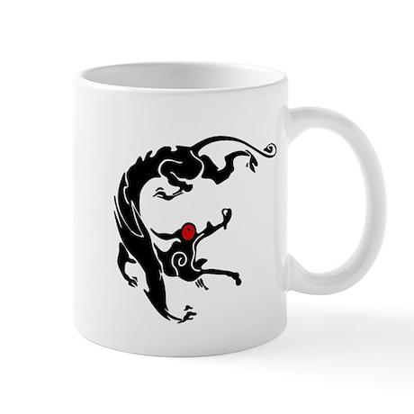 Angry Dragon Mug