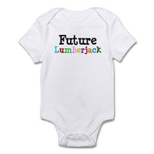 Lumberjack Infant Bodysuit