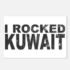 I Rocked Kuwait Postcards (Package of 8)