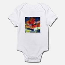 Sunset Reflected Infant Bodysuit