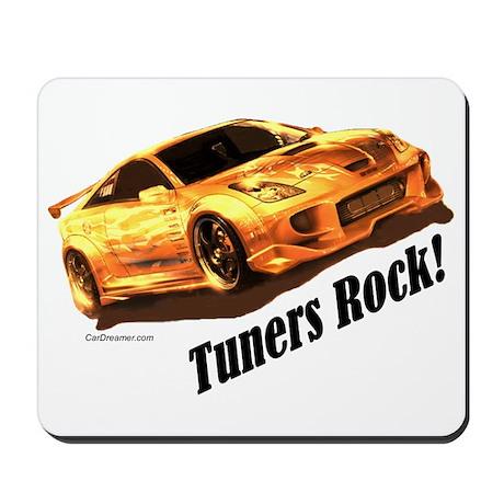 """Tuners Rock"" Mousepad"