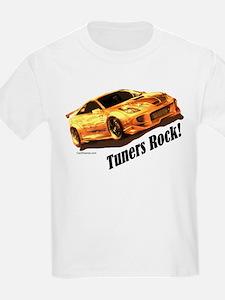 """""""Tuners Rock"""" T-Shirt"""