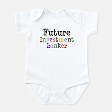 Investment banker Infant Bodysuit