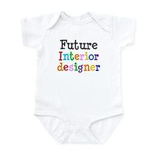 Interior Designer Infant Bodysuit