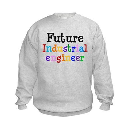 Industrial engineer Kids Sweatshirt
