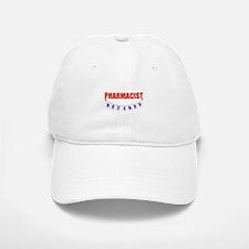 Retired Pharmacist Baseball Baseball Cap