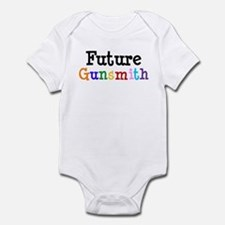 Gunsmith Infant Bodysuit