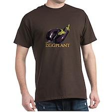 Eggplant/Aubergine T-Shirt