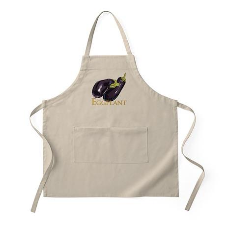 Eggplant/Aubergine BBQ Apron