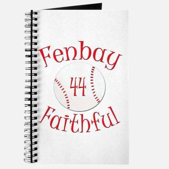 Fenbay Faithful Journal