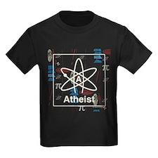 ATHEIST RETRO T