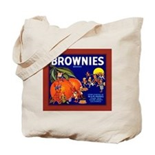 Brownies Brand Tote Bag