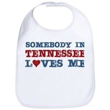 Somebody in Tennessee Loves Me Bib