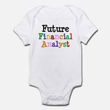 Financial Analyst Infant Bodysuit
