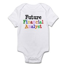 Financial Analyst Onesie