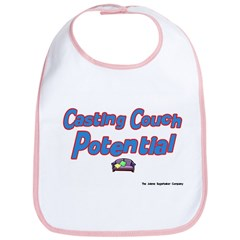 Casting Couch Pontential Bib