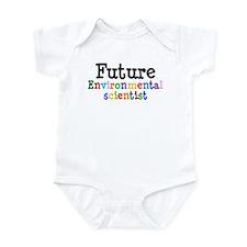 Environmental Scientist Infant Bodysuit
