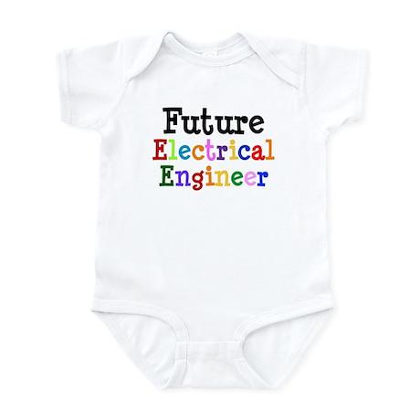 Electrical Engineer Infant Bodysuit