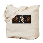 ATHEIST ORANGE Tote Bag