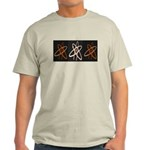 ATHEIST ORANGE Light T-Shirt