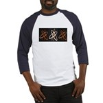 ATHEIST ORANGE Baseball Jersey