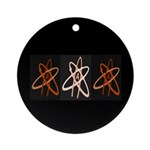 ATHEIST ORANGE Ornament (Round)