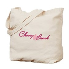 Cherry Bomb Tote Bag (double-sided)