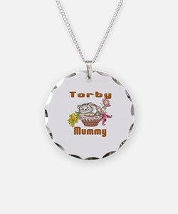 Torby Cats Mummy Necklace