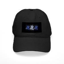 ATHEIST BLUE Baseball Cap