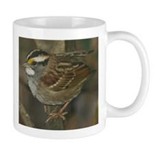 White-throated Sparrow Mug