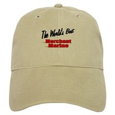 """The World's Best Merchant Marine"" Baseball Cap"