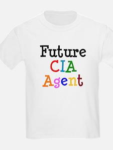 CIA Agent T-Shirt