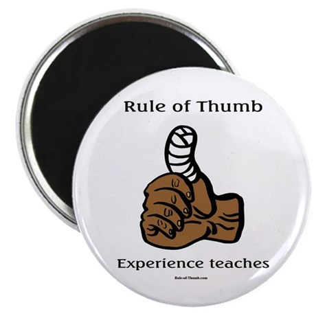 """Experience 2.25"""" Magnet (100 pack)"""