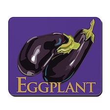 Eggplant/Aubergine Mousepad
