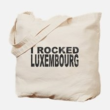 I Rocked Luxembourg Tote Bag