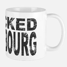 I Rocked Luxembourg Mug