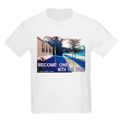Become One With The Park Trai Kids T-Shirt