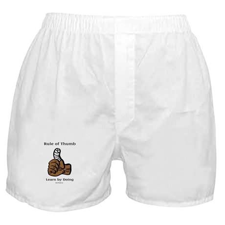 Learn by Doing Boxer Shorts