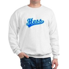 Retro Hess (Blue) Sweatshirt