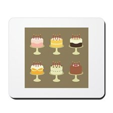 Cake Card Mousepad