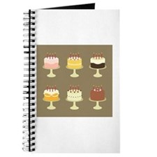 Cake Card Journal