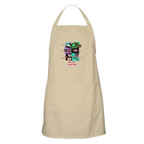 Little Miss Sweet tooth BBQ Apron